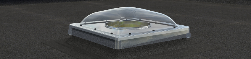 Flat roof light tunnels - FAKRO