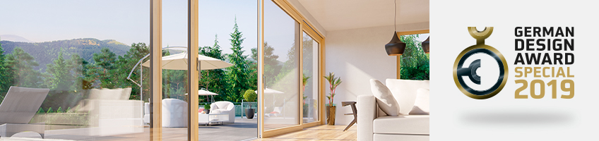 Vertical windows INNOVIEW - FAKRO