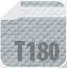 EUROTOP T180 (1 lub 2 paski klejące)