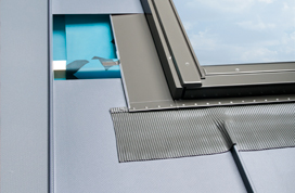Flashing for Steel Panel Sheet