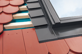 Flashings for Plain Tile Roof Coverings