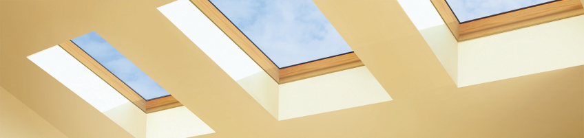 Manual venting skylight FV - FAKRO