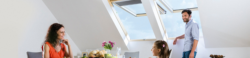 A new generation of top hung and pivot windows with two separate opening functions - FAKRO