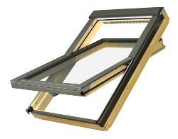 Centre pivot windows with increased resistance to burglary Secure