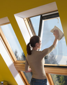The rules of usage and maintenance of FAKRO roof windows