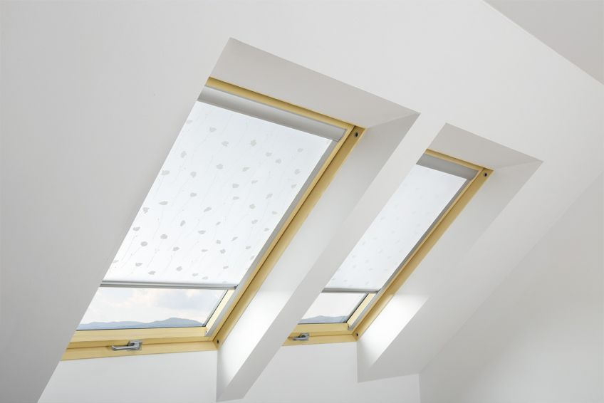 The Arp Roller Blind Provides Protection Against Sunlight